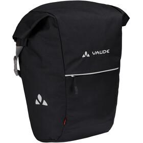 VAUDE Road Master Roll-It Pyörälaukku 18+4l, black uni